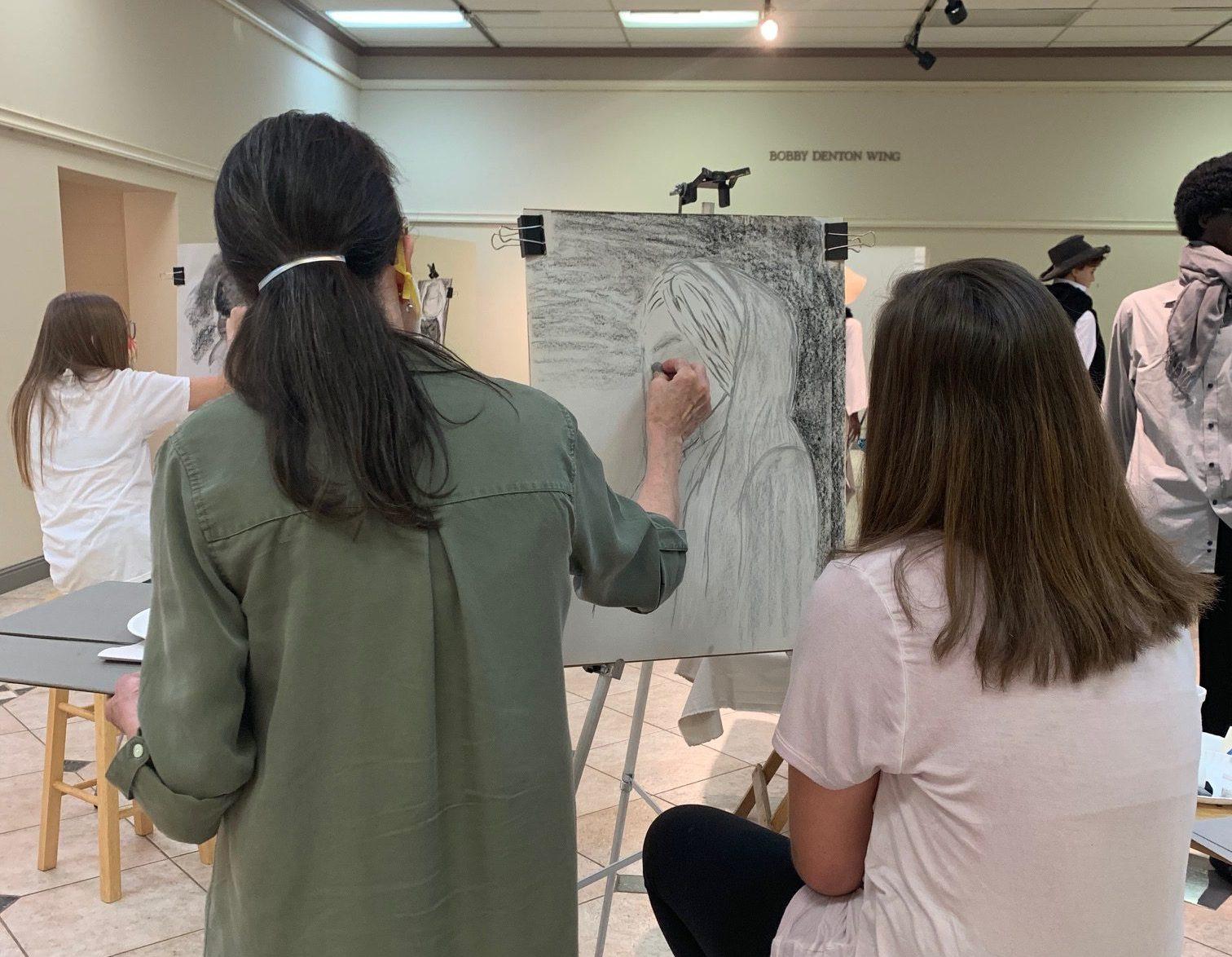 TVMA Art Camp 2020