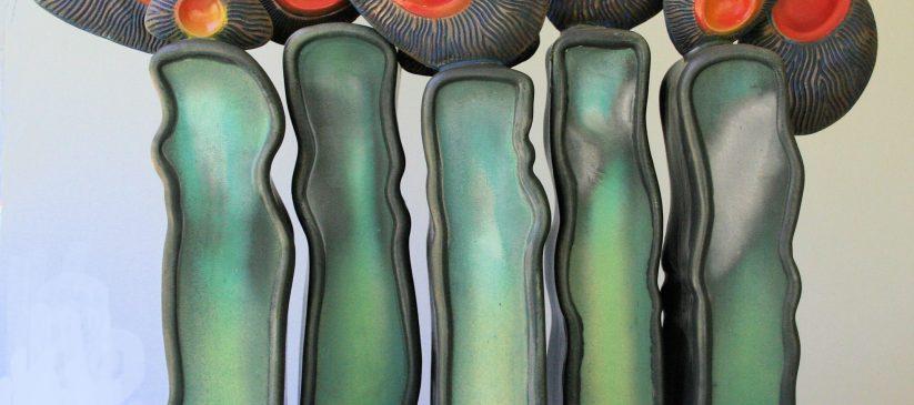 Coral Colony by Helene Fielder