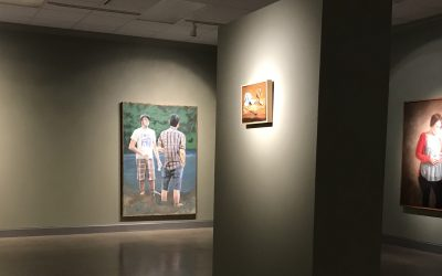 Zack Underwood: Oil Painting Exhibition