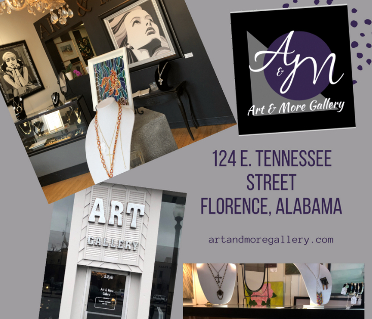 Art & More Gallery Ad
