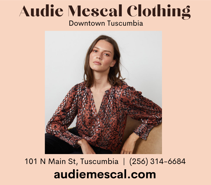 Audie Mescal Clothing Ad