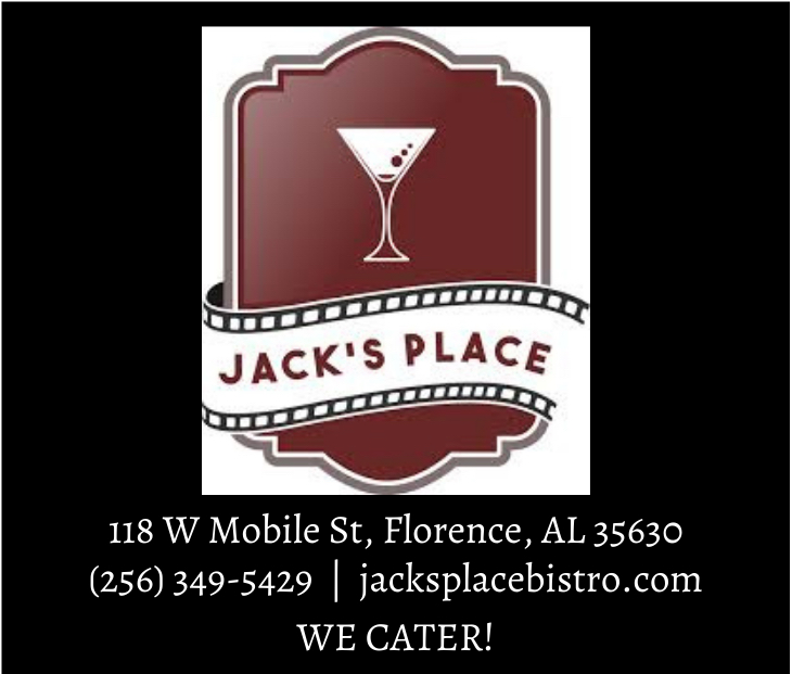 Jack's Place Bistro Ad