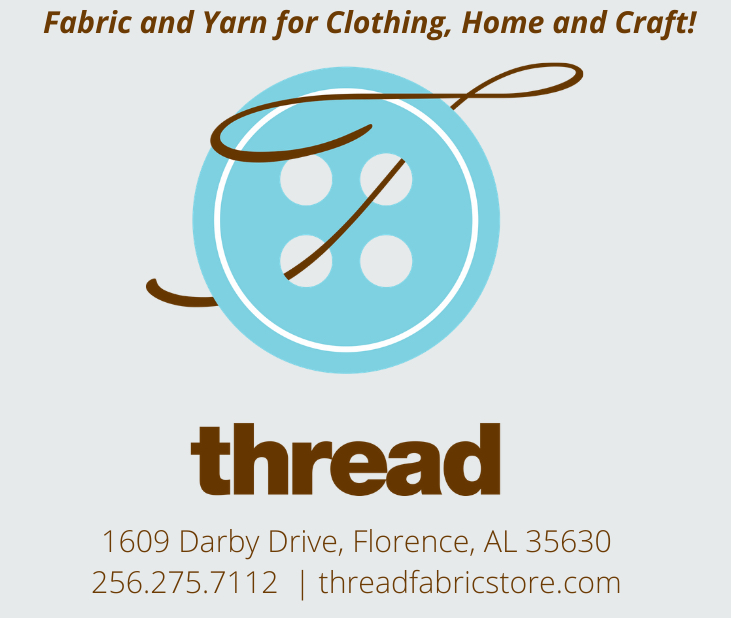 Thread Fabric Store Ad