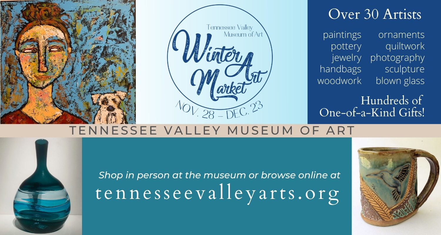 Winter Art Market Ad