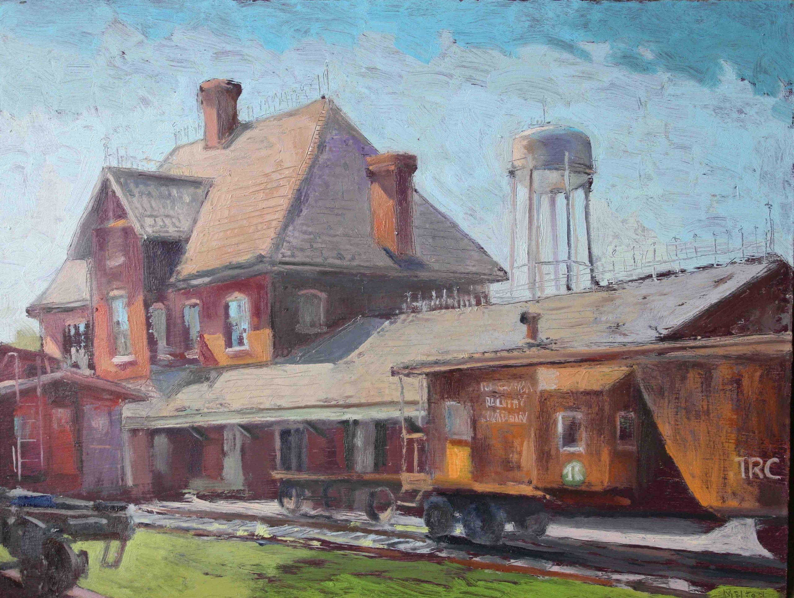 Benny Melton Painting