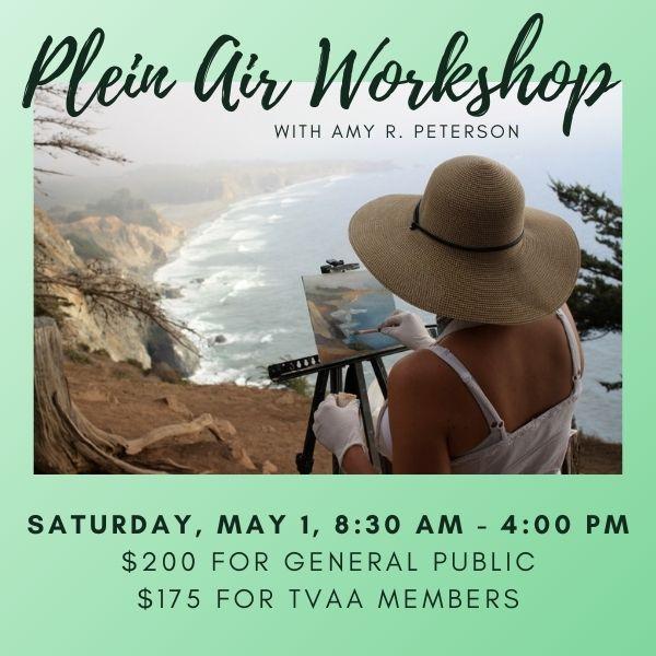 Plein Air Workshop Registration