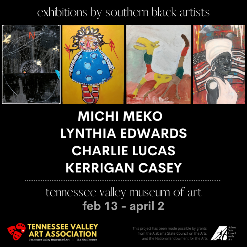 Meko, Edwards, Lucas, & Casey Exhibitions