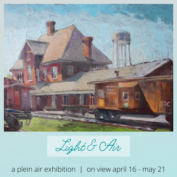 Light & Air Exhibition coming soon