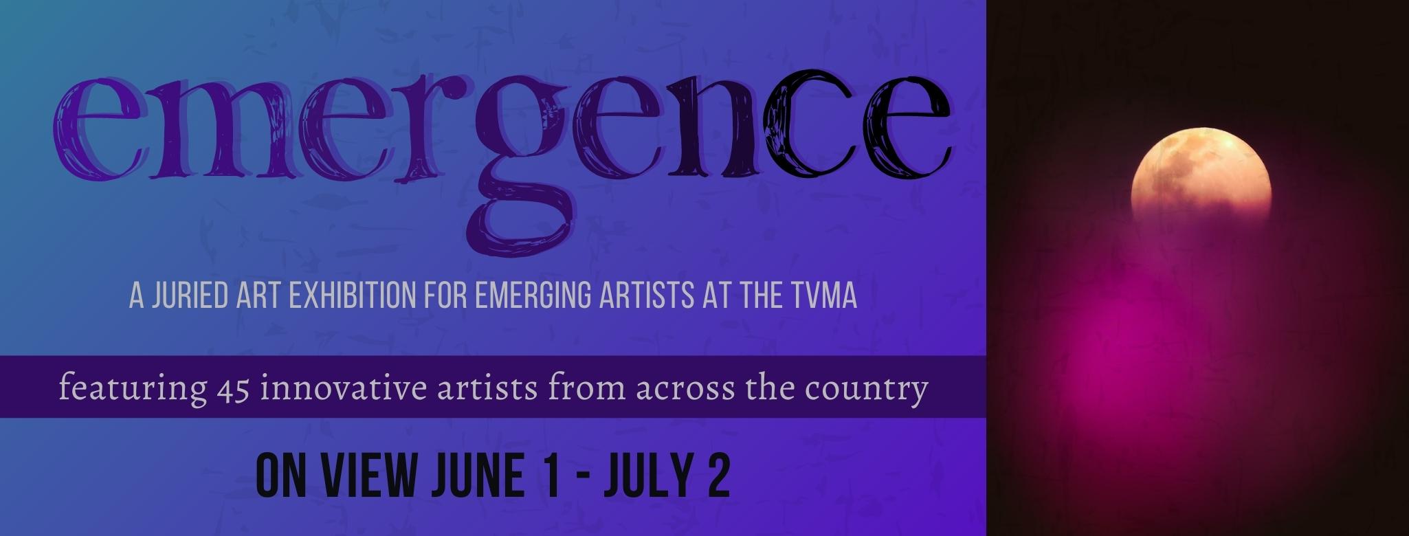 Emergence Exhibition slider