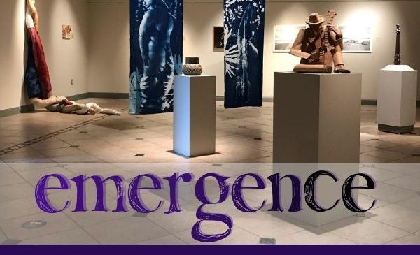 Emergence exhibition photo - click for details