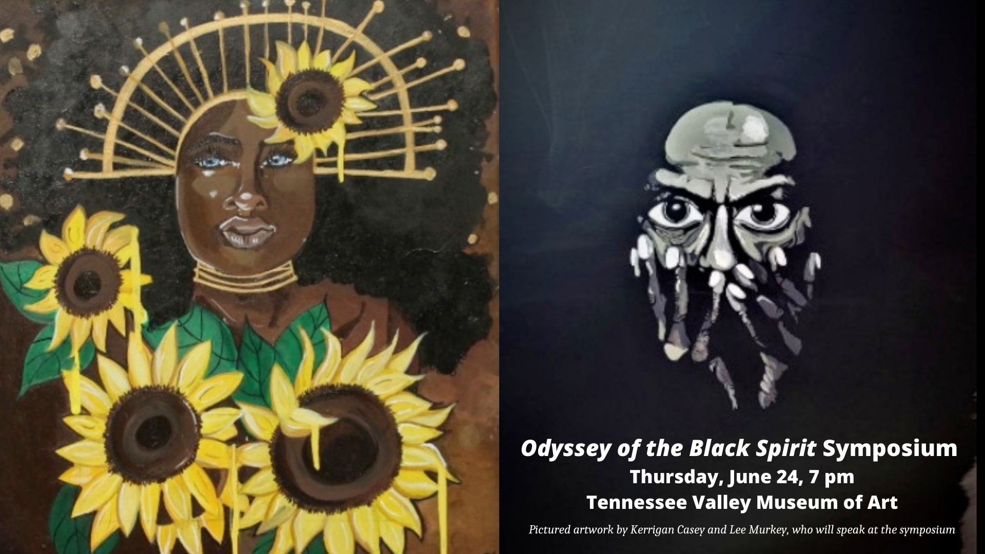 Odyssey of the Black Spirit Symposium Banner