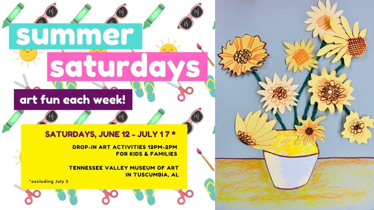Summer Saturdays Banner