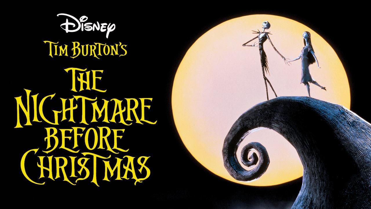 Nightmare Before Christmas banner